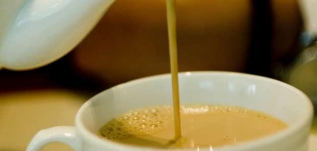 فوائد الشاي بالحليب