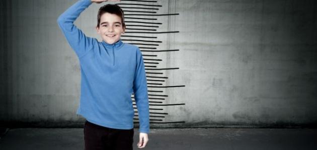طرق لزيادة الطول عند الأطفال