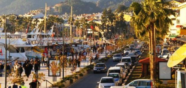 مدينة مرمريس التركية