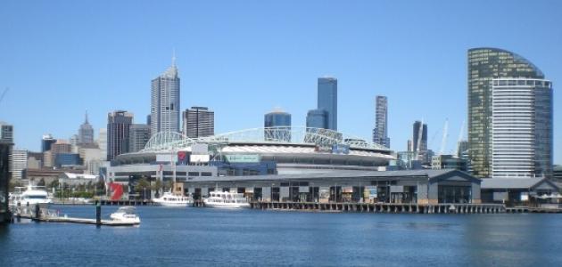 مدينة ملبورن في أستراليا