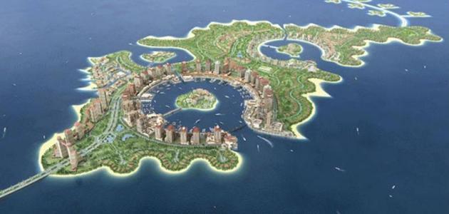 جزيرة حالول