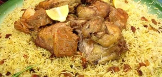طريقة طبخ الكبسة السعودية