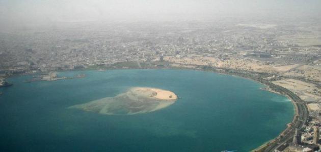 جزيرة النخيل في قطر