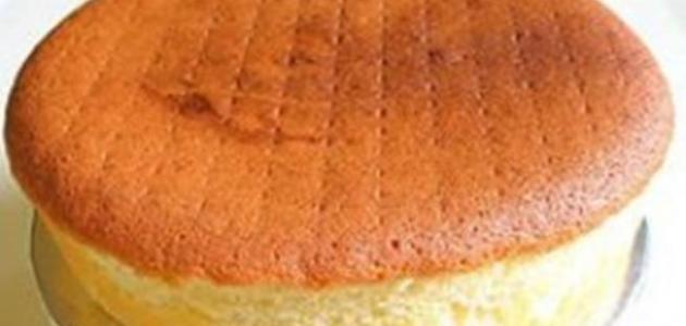 طريقة عمل الكيك المنزلي
