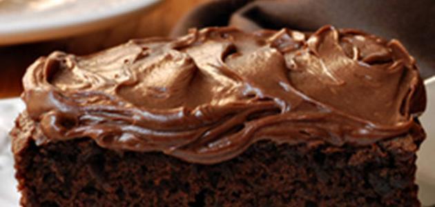 طريقة عمل شوكولاتة سهلة