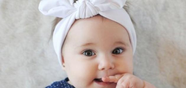 طريقة عمل ربطات شعر للأطفال