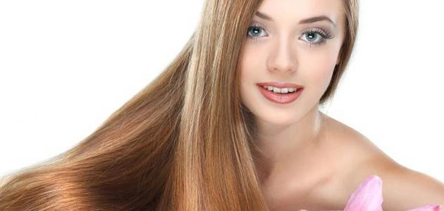 فيتامين لتكثيف الشعر