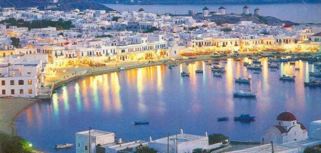 جزيرة رودس في اليونان