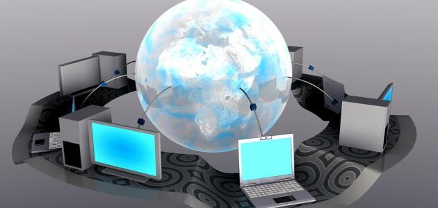 بحث عن شبكات الحاسوب