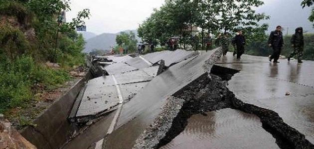 أقوى الزلازل في العالم