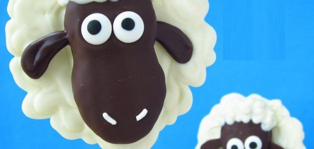 طريقة عمل خروف العيد للأطفال