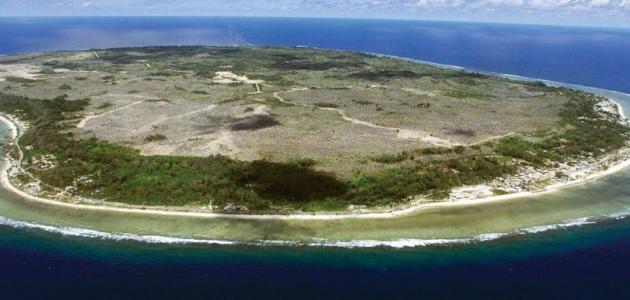 أصغر جزيرة في العالم