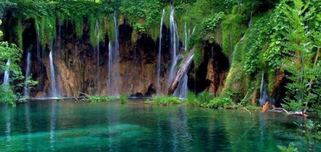 صوت الماء