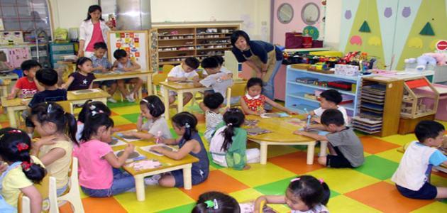 وسائل تعليمية مبتكرة لرياض الأطفال