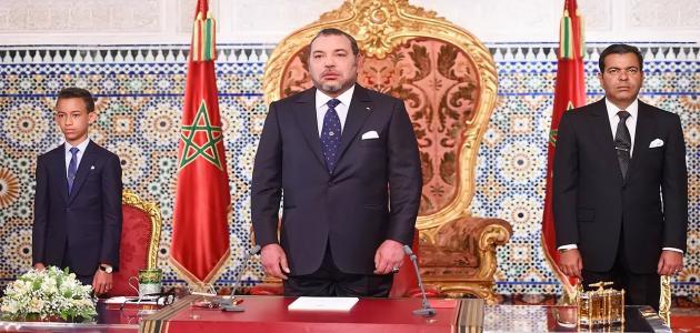 عيد العرش بالمغرب