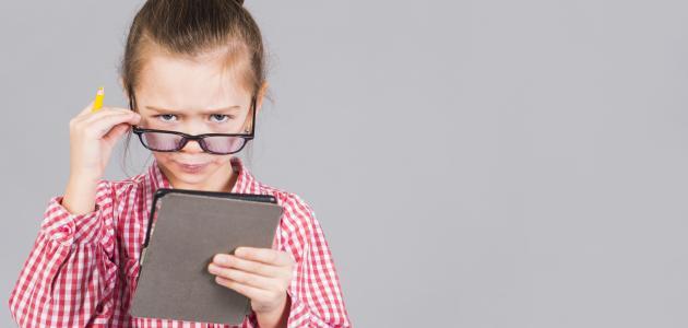 اختبارات ذكاء الاطفال