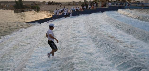 بحيرة الجادرية