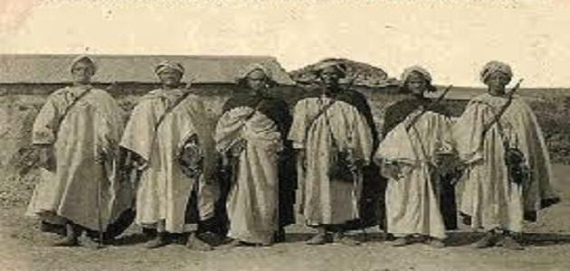 سكان المغرب الأولون