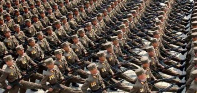 تعداد الجيش الصيني