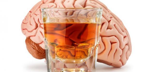 تأثير الكحول على الجسم