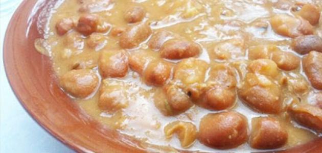 طريقة طبخ الفول المدمس