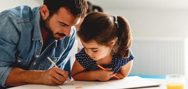 كيفية تعليم القراءة والكتابة