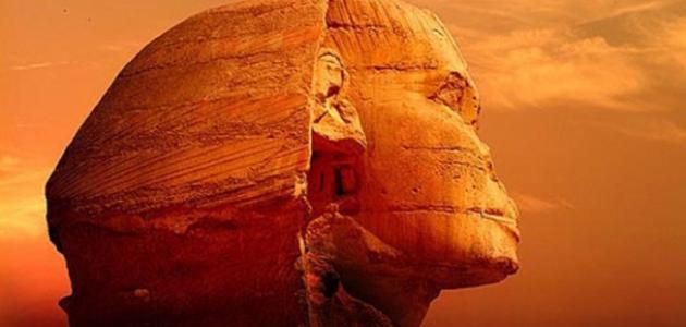 تعبير عن آثار مصر