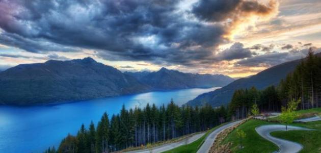 السياحة إلى نيوزيلندا