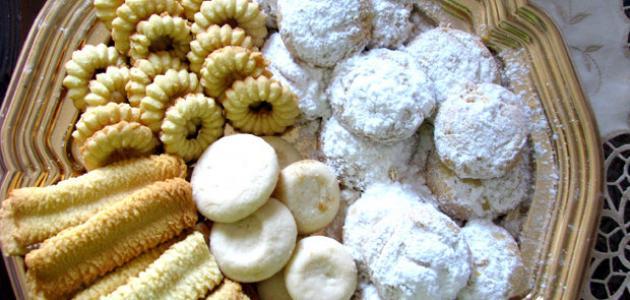 حلويات العيد سهلة وغير مكلفة
