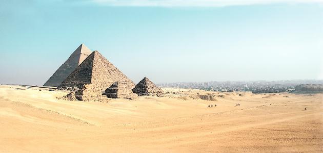 أفضل الأماكن السياحية في مصر موضوع