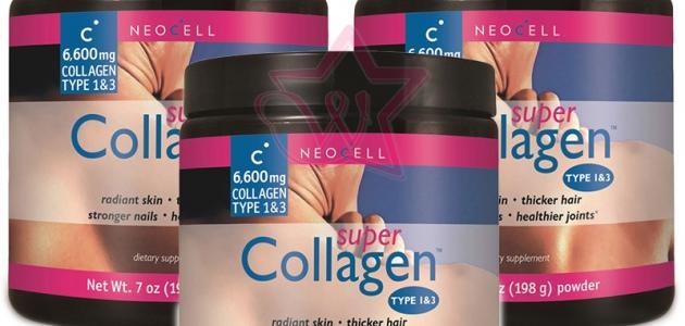 طريقة استخدام بودرة الكولاجين