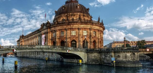 جزيرة المتاحف ببرلين