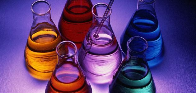 الخصائص الكيميائية