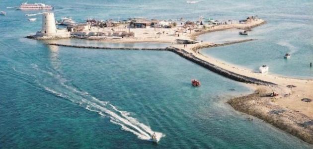 جزر الدار البحرين
