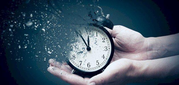 علامات الساعة الصغرى والكبرى بالترتيب