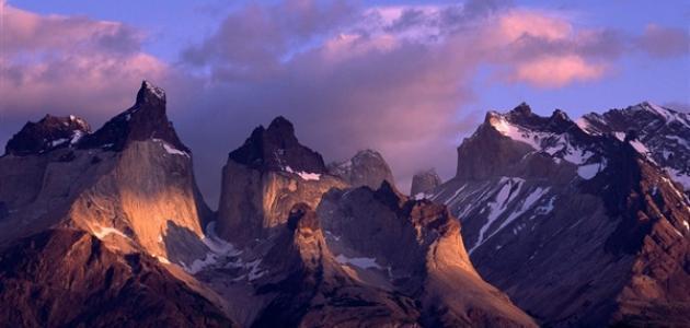 أطول سلسلة جبال في السعودية