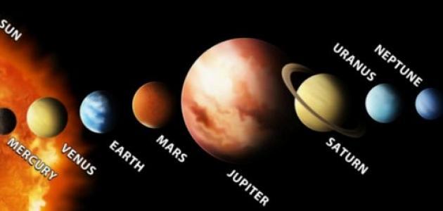 الفرق بين النجوم والكواكب