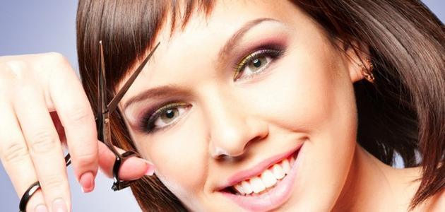 أضرار وفوائد قص الشعر