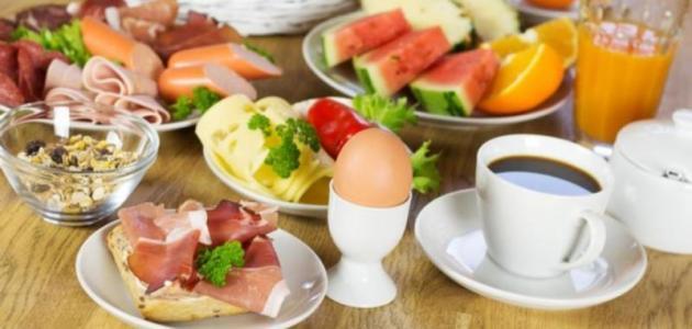 الأكلات التي تحتوي على فيتامين د