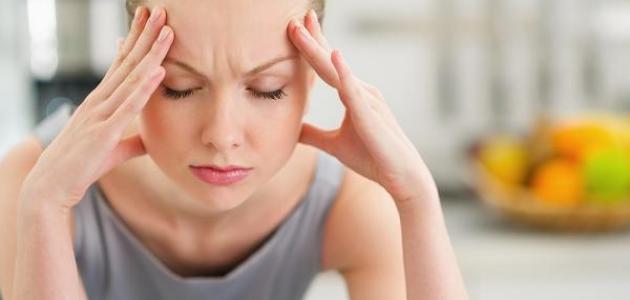 التخلص من ألم الرأس