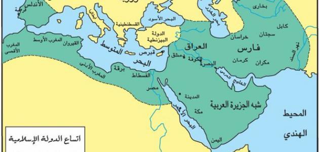 الدولة الإسلامية في عهد الخلفاء الراشدين