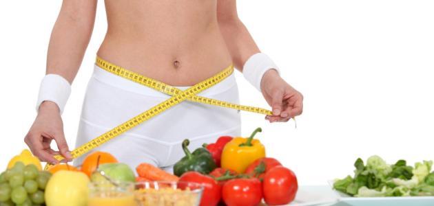 أفضل نظام غذائي لحرق الدهون