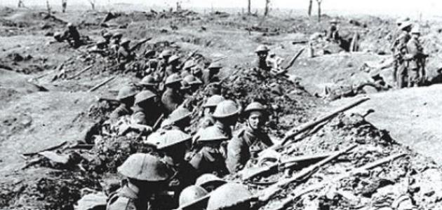 الدول التي شاركت في الحرب العالمية الأولى