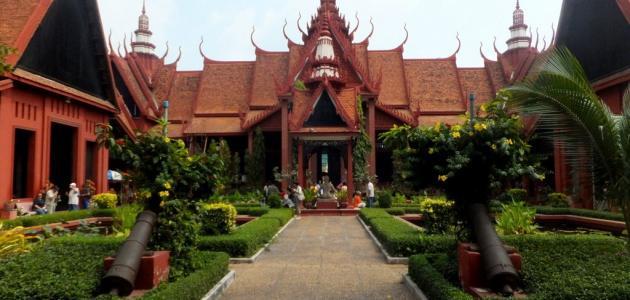 السفر إلى كمبوديا