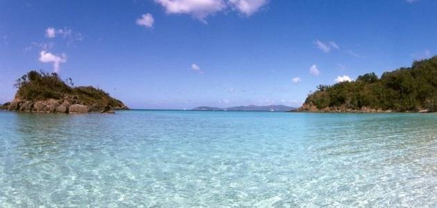 أفضل شاطئ في العالم