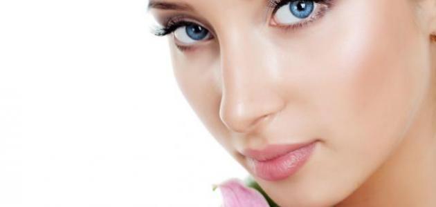 آثار الجروح في الوجه