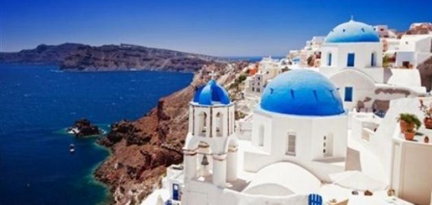 أفضل جزر اليونان