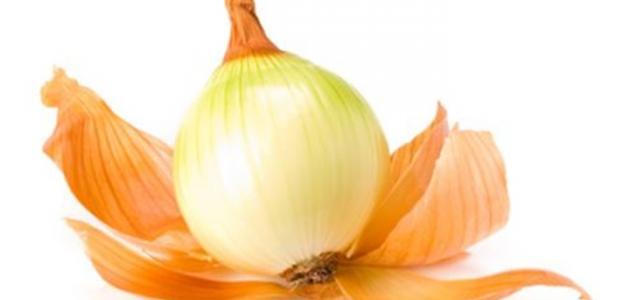 فوائد قشر البصل المغلي