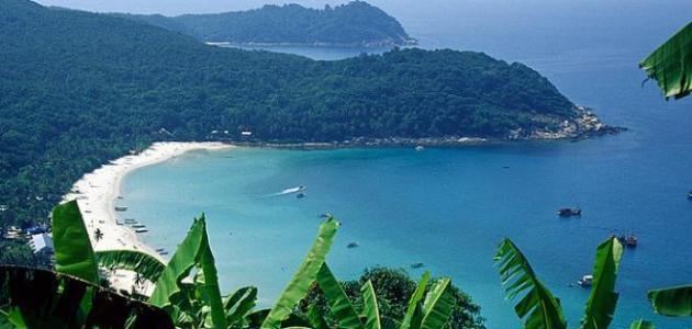 أجمل جزيرة في ماليزيا
