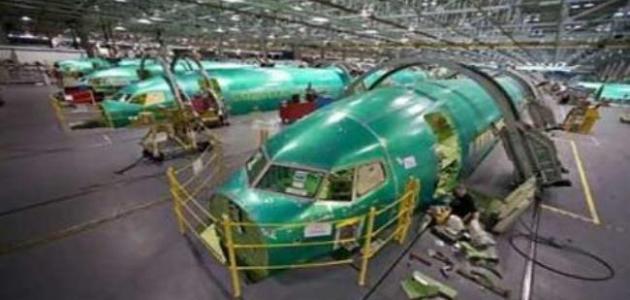 الصناعة في إيران